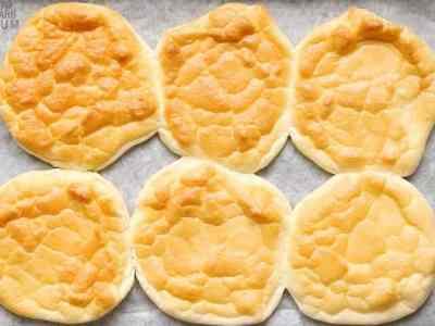 Keto Cloud Bread Recipe (4 Ingredients) | Low Carb Yum