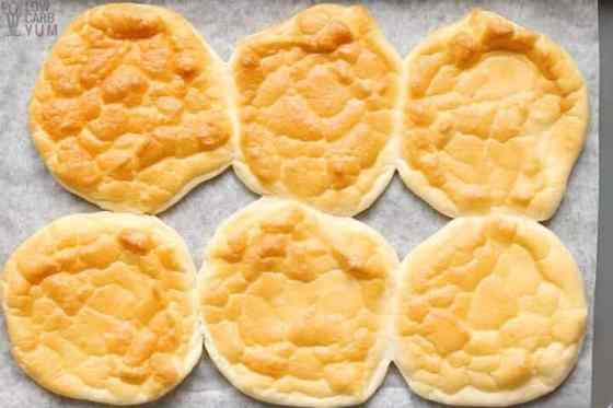 Keto Cloud Bread Recipe (4 Ingredients)   Low Carb Yum