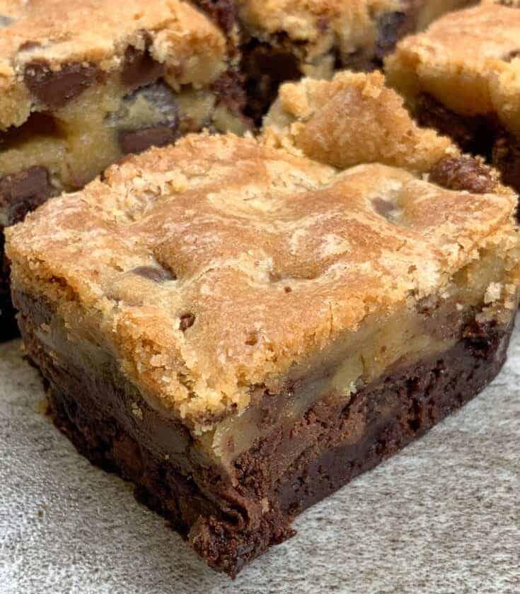 Brookies: The Perfect Brownie Cookie