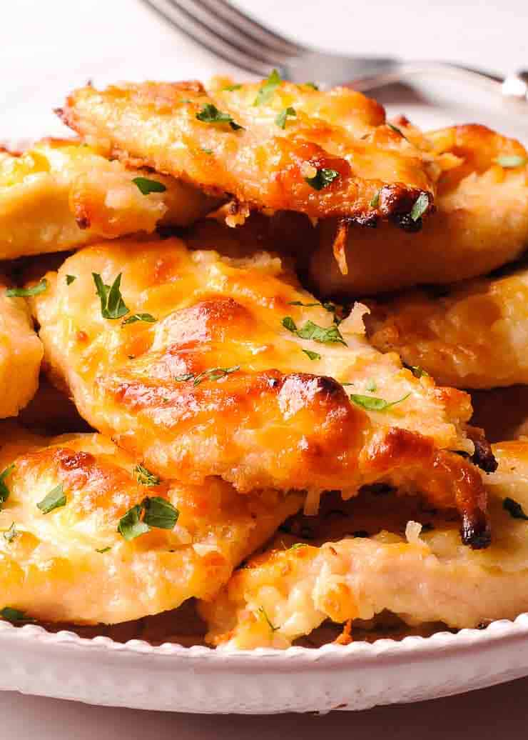 Low Carb Greek Yogurt Chicken Recipe - What's In The Pan?